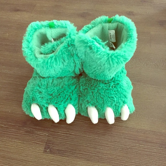 dinosaur slippers for toddlers